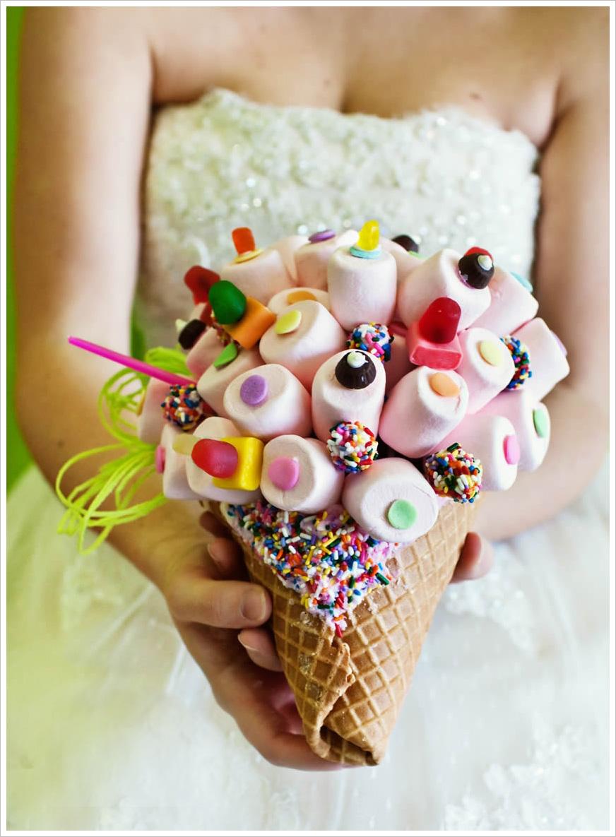 Alternative wedding bouquets bravobride