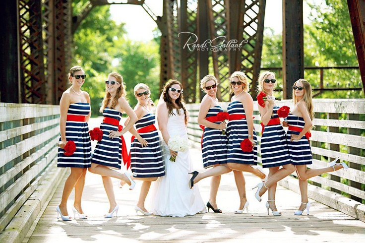Nautical Wedding Bravobride