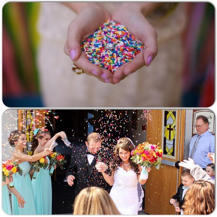 Things to Throw at Weddings | BravoBride