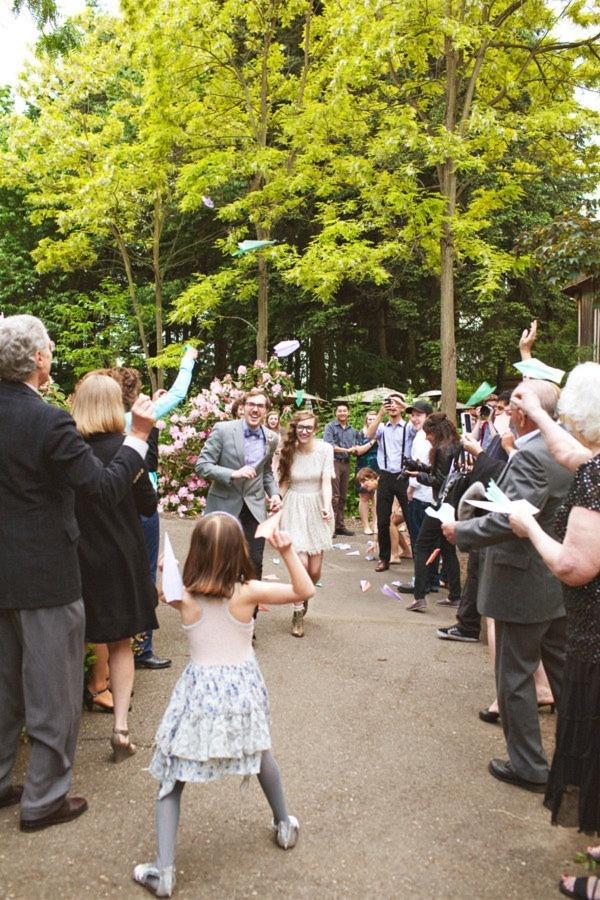 Things to Throw at Weddings | BravoBride