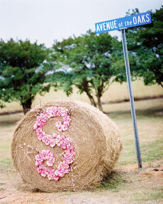 Fall Country Wedding Theme
