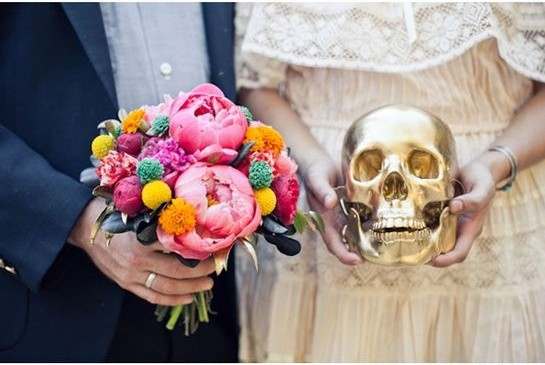 Day of the Dead Wedding | BravoBride