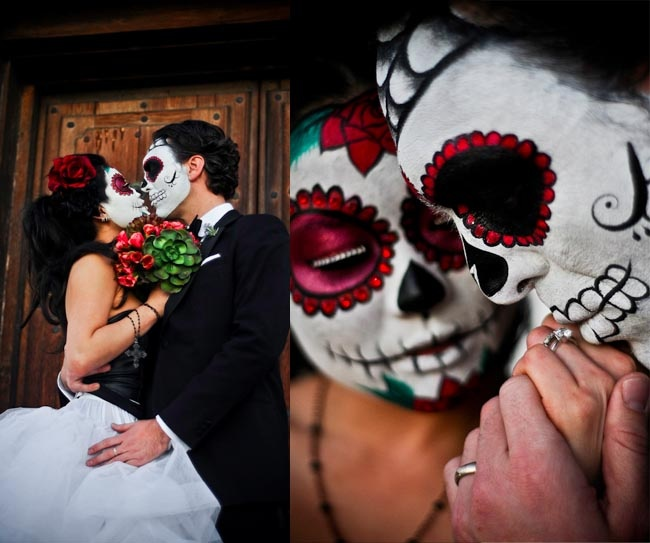 Day of the Dead Wedding | BravoBride