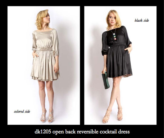 reversible bridesmaid dresses