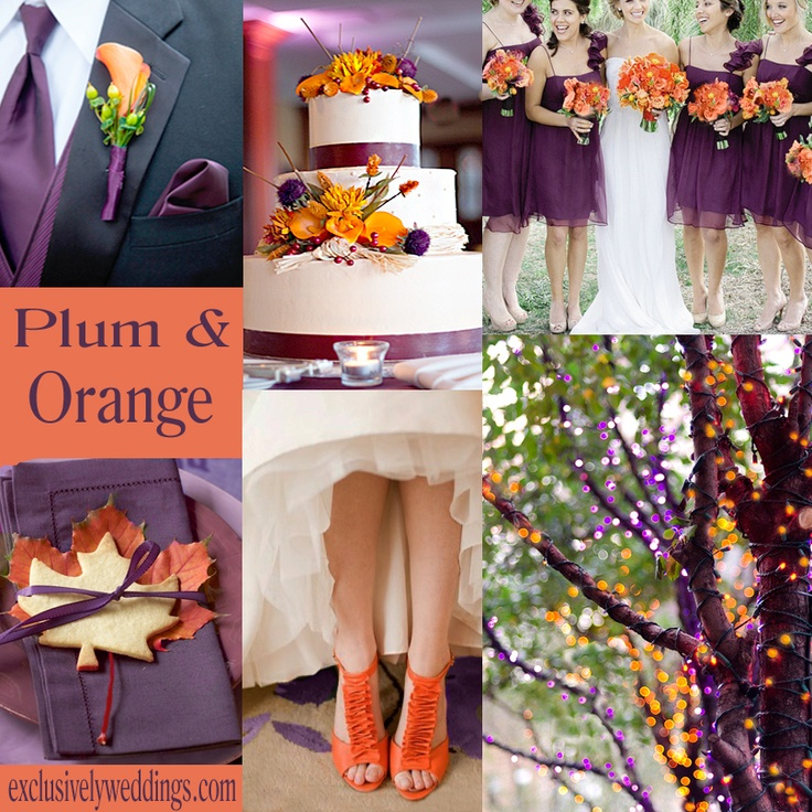 Fall Wedding Colors And Themes Image collections - Wedding ...