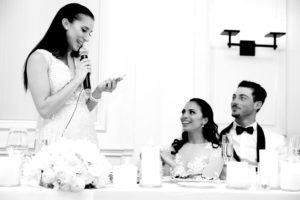 Wedding, Speech, Fall, White, Style