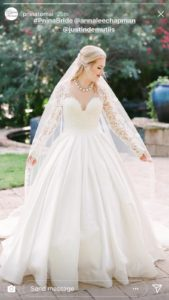 Lace, long sleeves, backless , plunging neckline, off white, satin