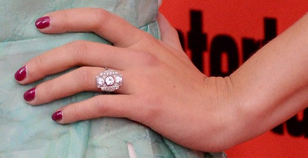 The 5 Most Unique Celebrity Engagement Rings | BravoBride Princess Diana Wedding Band