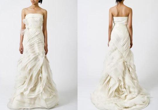 0e9d9e4b28de5 3 Ways to Buy a Discounted Vera Wang Wedding Dress