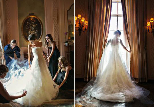 Vera Wang Esther wedding dres