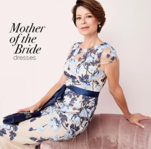 Mother, Bride, Dress, Wedding, Winter, Fall