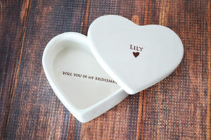 Susabellas, wedding, personalized, keep box, glass, love