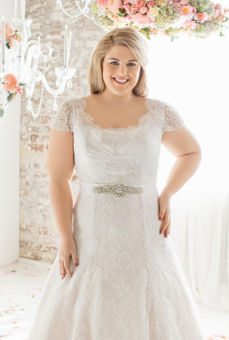 Sydney plus size wedding dresses - Photo Credit Roz La Kelin