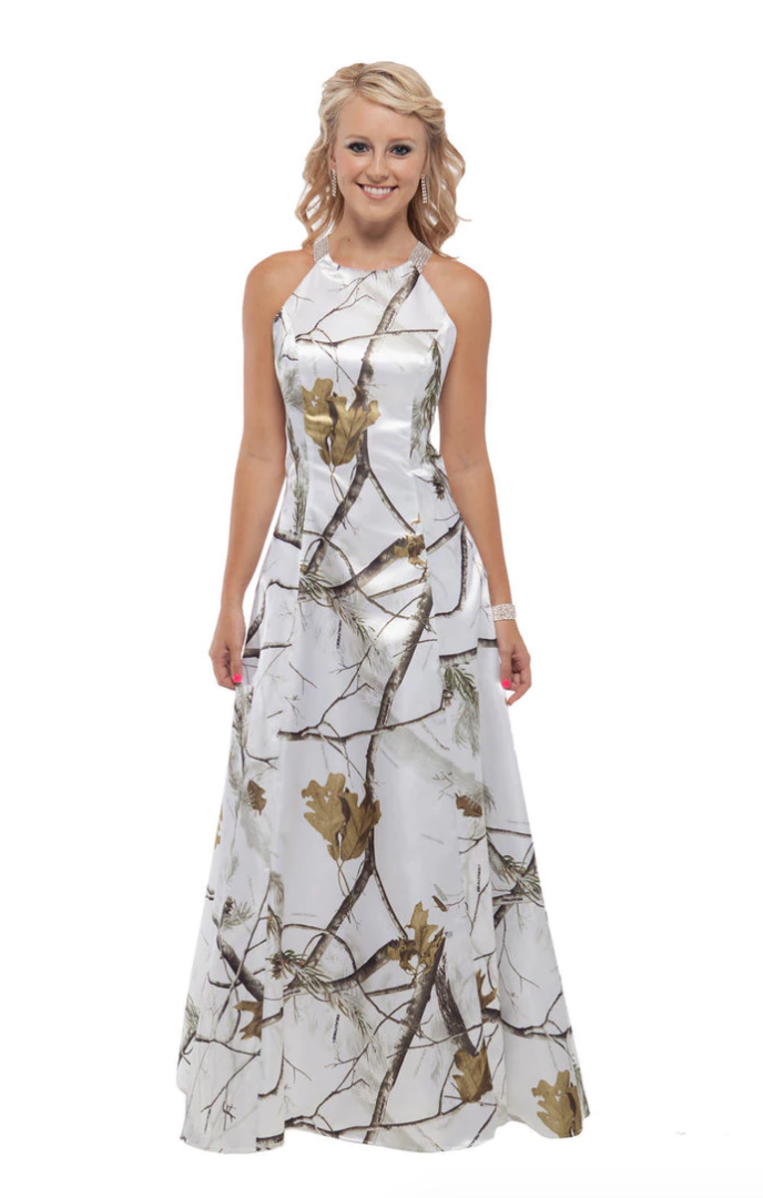 Camouflage Wedding Dresses Bravobride