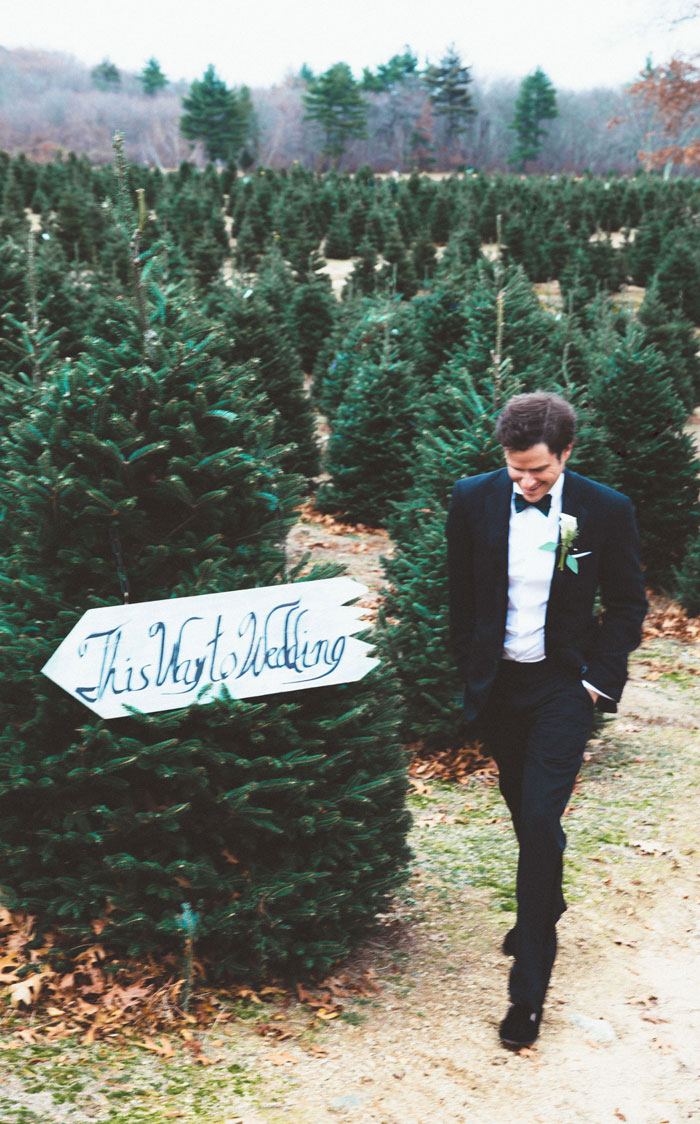 Christmas Tree Farm Weddings.This Christmas Tree Farm Wedding Is Everything Bravobride