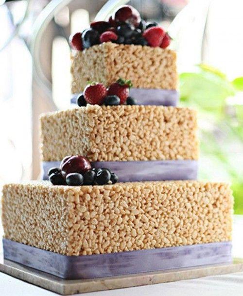 10 Alternative Wedding Cakes | BravoBride