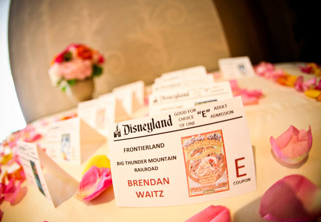 Disney Inspired Wedding Ideas BravoBride