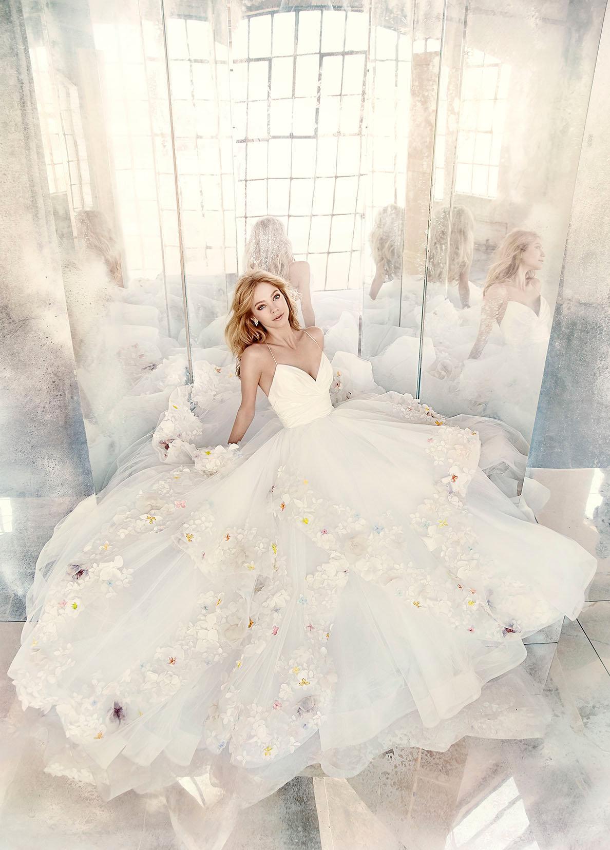 9 Unique Hayley Paige Wedding Dresses | BravoBride