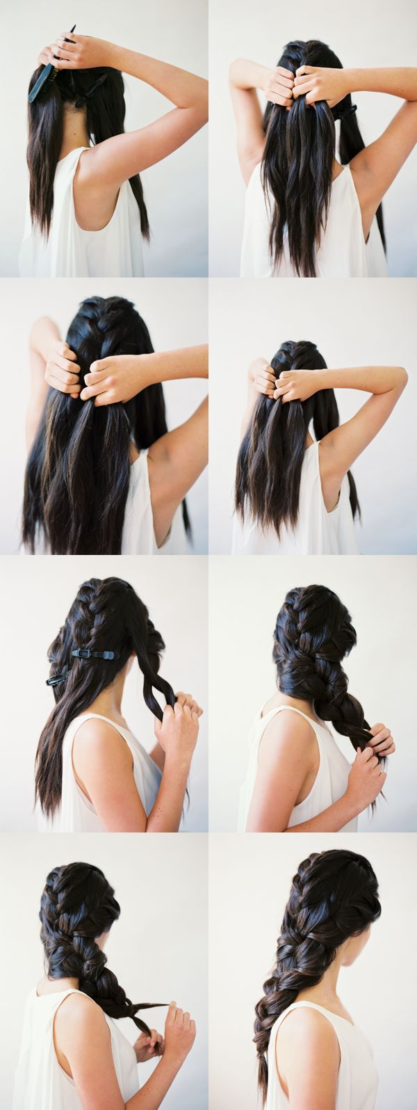 wedding braid