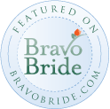 Featured on BravoBride