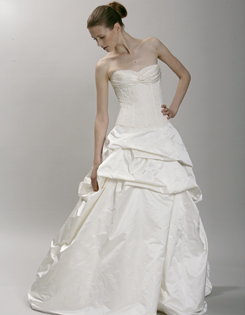 Monique Lhuillier Brigette Wedding Dress