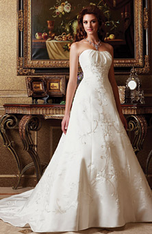 Jasmine Wedding Gown