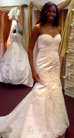Casablanca - *new* Casablance Wedding Gown