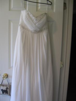 Galinda Signature Wedding Dress- Perfect For Summer/beach Wedding