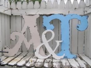 Cut Out Letters, 2 Foot Tall! Any Letter!