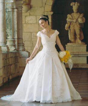 St Pucchi Pucci Wedding Dress