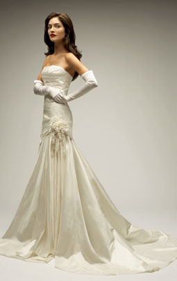 Melissa Sweet 'mila' Wedding Dress