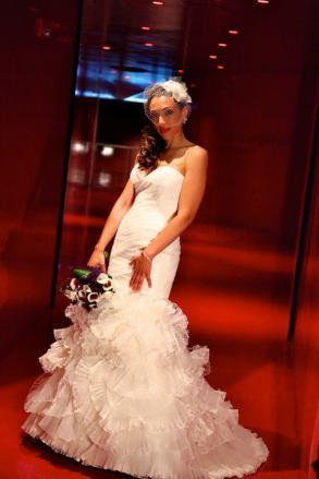 Rivini Lismora | Size: 8 | Bridal Gown | BravoBride