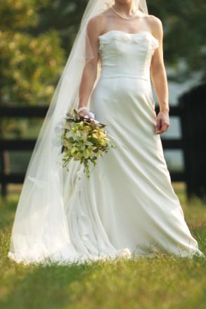 Melissa Sweet Wedding Dress - Theodora