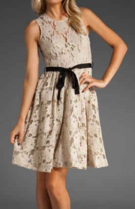 Anthropologie  Tracy Reese Spinning Lace Dress 4