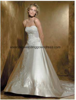 Allure Princess Gown Never Worn Size 4 Bridal Gown Bravobride