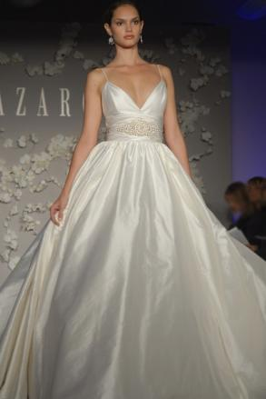 Lazaro Designer Wedding Dress