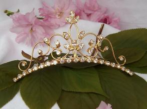 Crown In Gold