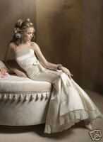 Alvina Valenta Wedding Gown