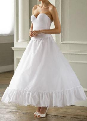 Full Bridal Ball Gown Slip