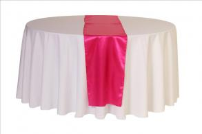 Satin Table Runners 14