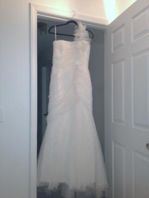 Motivated seller- Augusta Jones Fab Wedding Gown-one Of A Kind