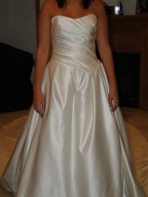 Robert Bullock Couture Ball Gown