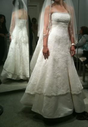 Alita Graham - Wedding Dress | Size: 4 | Bridal Gown | BravoBride