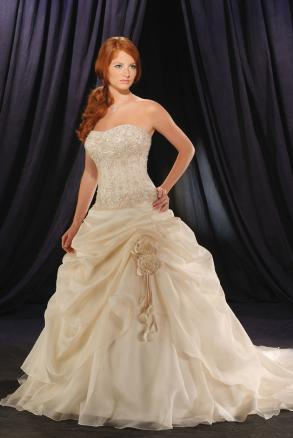 New Bonny Wedding Gown