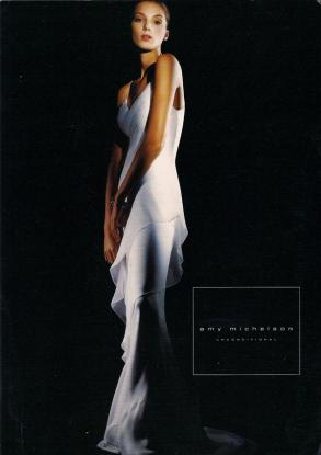 Amy michelson designer wedding gown size 6 bridal gown amy michelson designer wedding gown junglespirit Image collections