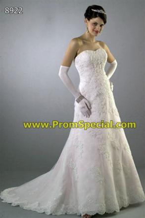 New Private Collections Wedding Gown