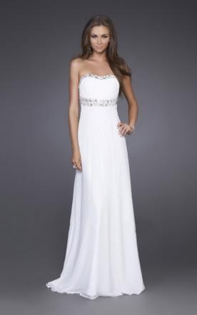 New Elegant Full Length Rhinestones Strap Bridal Prom Formal Bridesmaid Dress