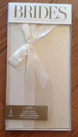Guest Book And Gift Tags