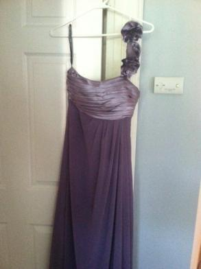 Gorgeous Bill Levkoff Bridesmaid Dress!