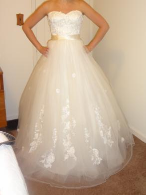 Robin Jillian Wedding Dress